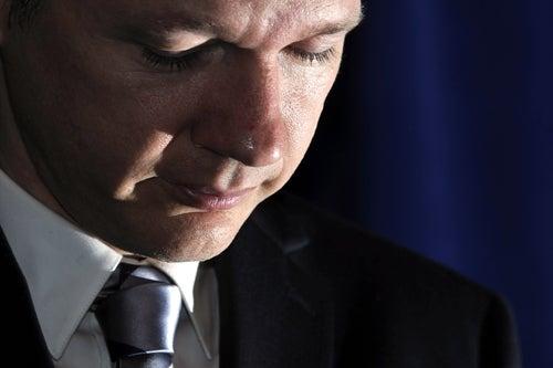 Wikileaks' Julian Assange Arrested in London