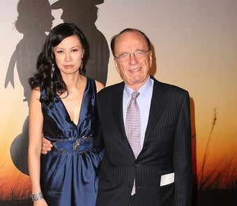 Who's Behind the Campaign to Smear Wendi Deng Murdoch?