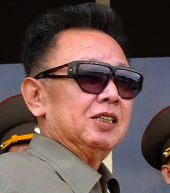 Dear Kim Jong-Il, Will You Be America's Friend? Circle YES or NO