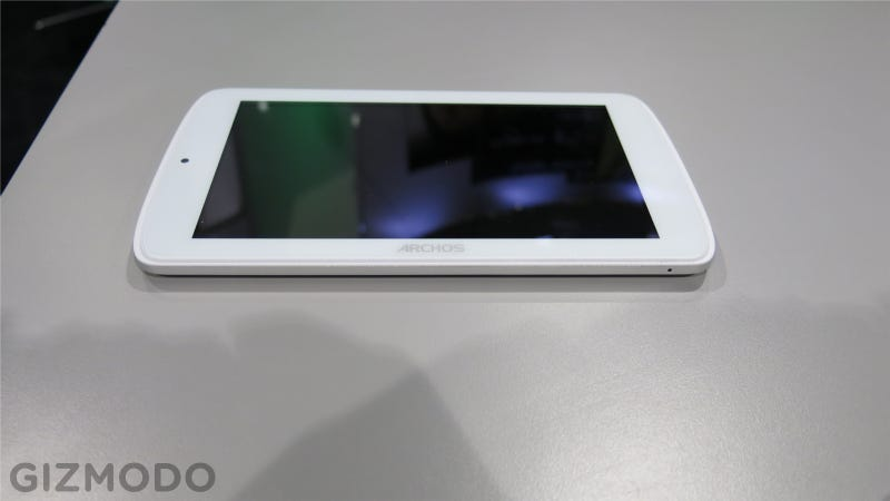 Archos Titanium Hands-On: For $119 This Tablet Gets the Job Done