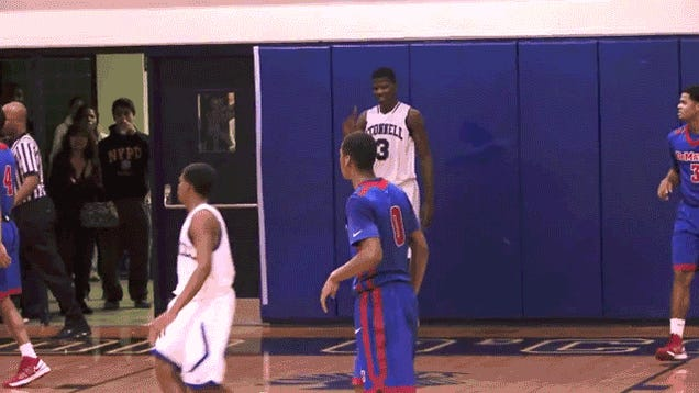 """Coaches: High School And Its 20-Year-Old Star """"Stole"""" D.C. Hoops Title"""