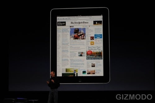 Adobe Responds to the iPad's Lack of Flash