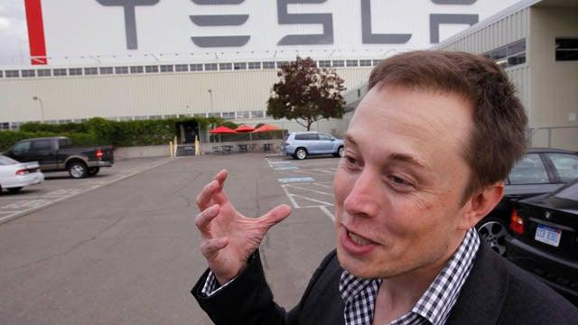 Tesla Motors secretly asks for more government money