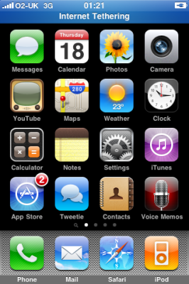How To Easily Enable Tethering and MMS on iPhone 3.0