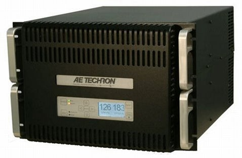 AE Techron Amp Powerful Enough to Simulate Lightning Strikes on a Boeing 787