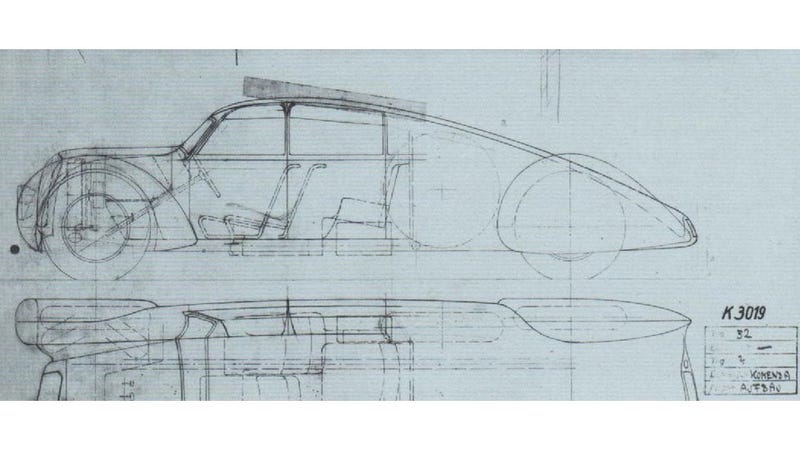 The forgotten Audi supercar that was never built