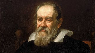 Some Of Galileo's Body Parts Had Quite An Adventure After He Died