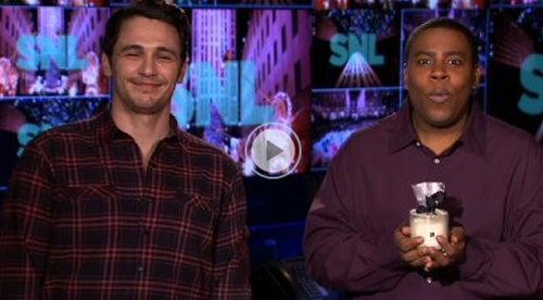 James Franco On Saturday Night Live: Already Pretty Funny
