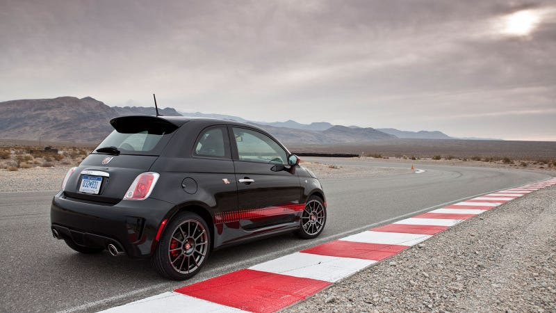 Fiat 500 Abarth: First Drive