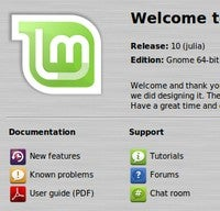 Linux Mint Updates; Easy DVD Edition Upgrades, Improved Menus, Integrated Search Engines