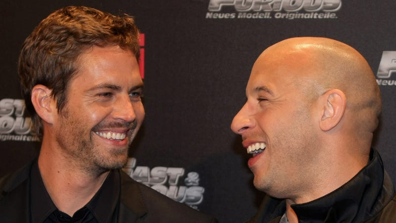 Paul Walker's Brother Might Finish His Scenes in Fast & Furious 7