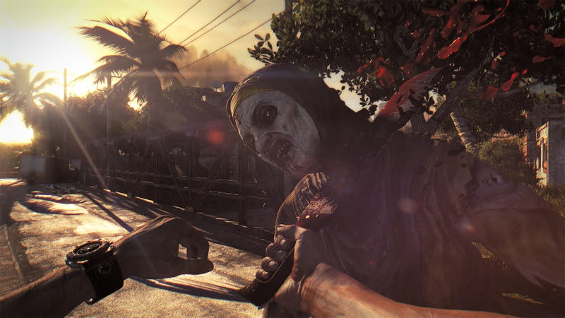 Surprise! Dying Light Is A New Free-Running First-Person Zombie Game