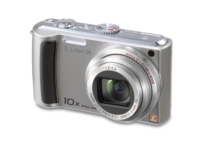 Panasonic Lumix TZ5 Is 10X Zoom Camera and HD Camcorder Rolled Into One