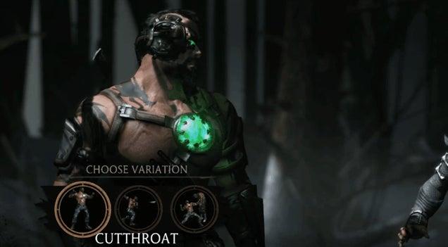 Mortal Kombat X Manages To Make Kano Look Interesting
