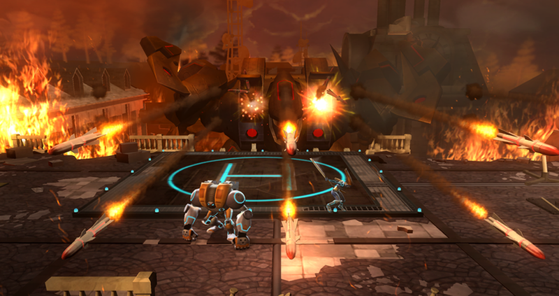 Spyborgs Moves Away From Cartoon and Toward Ratchet and Clank