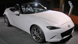 2016 Mazda Miata Will Have 155 HP, 148 Pound-Feet Of Torque In America