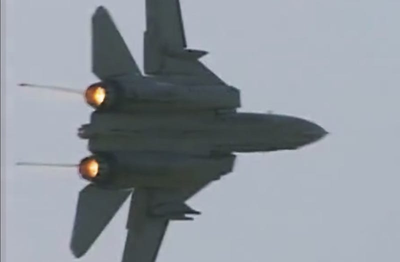 This Throwback F-14 Demo Video Will Bring Tomcat Lovers To Tears