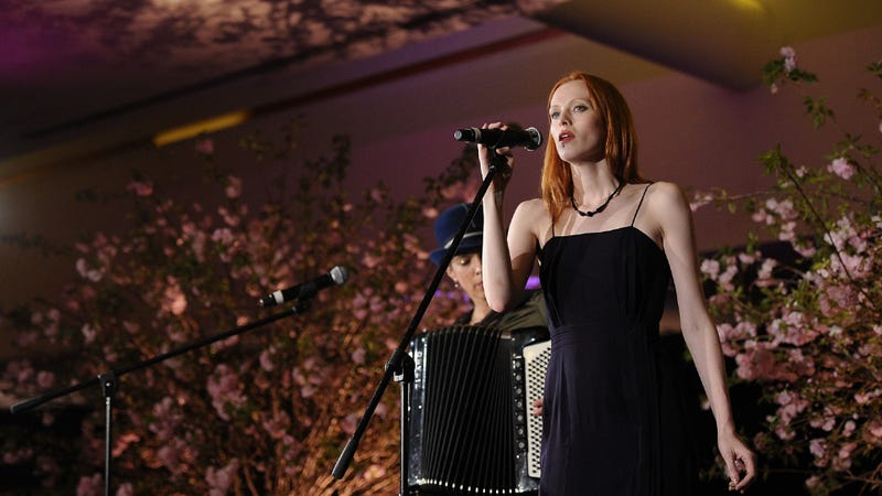 Karen Elson Thinks Fashion Needs More Feminism