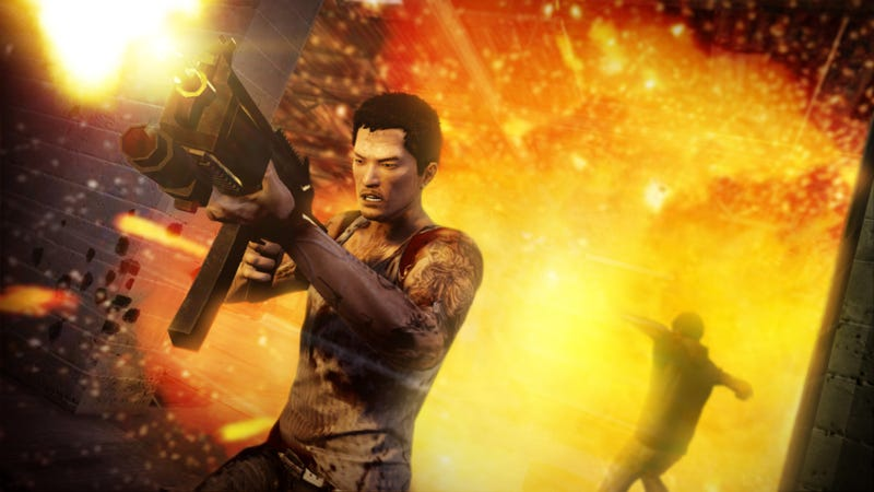 Sleeping Dogs Looks Like the Shiny, Vulgar Hong Kong Gangster Video Game I've Been Waiting For