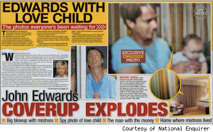 A Pulitzer Prize for the National Enquirer?