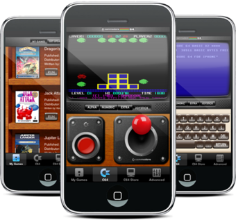 iPhone C64 Emulator Submitted, Denied
