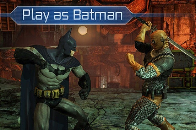 Take on Deathstroke in This Surprise Batman: Arkham City Game