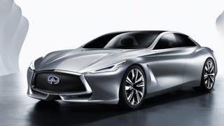 Attention Infiniti: Please Stop With All The Concept Cars