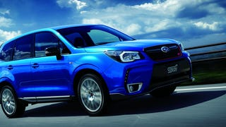 The 2015 Subaru Forester tS Is The Hottest-Looking Kid Hauler In Japan