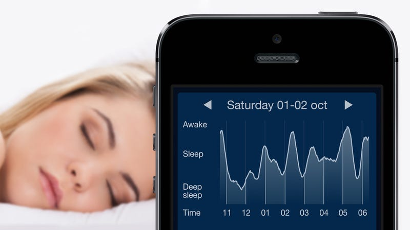 Use Your Smartphone To Improve Your Sleep
