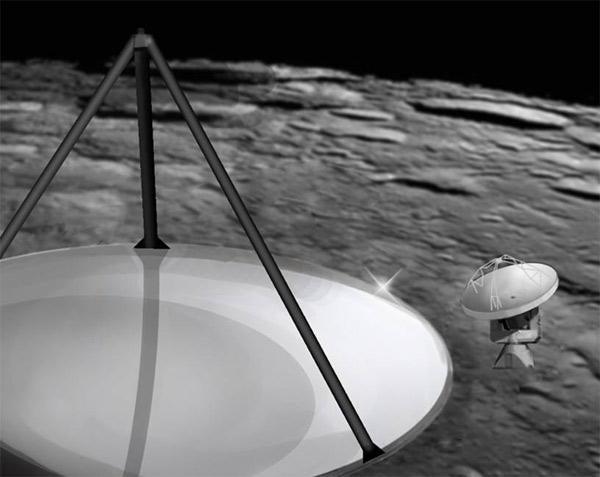 NASA to Build Giant Telescopes Made of Moon...on the Moon?