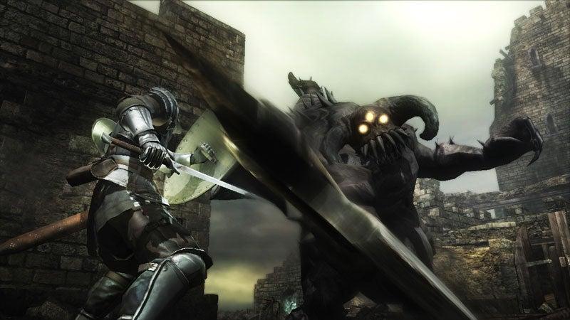 Demon's Souls Review: Souls Asylum