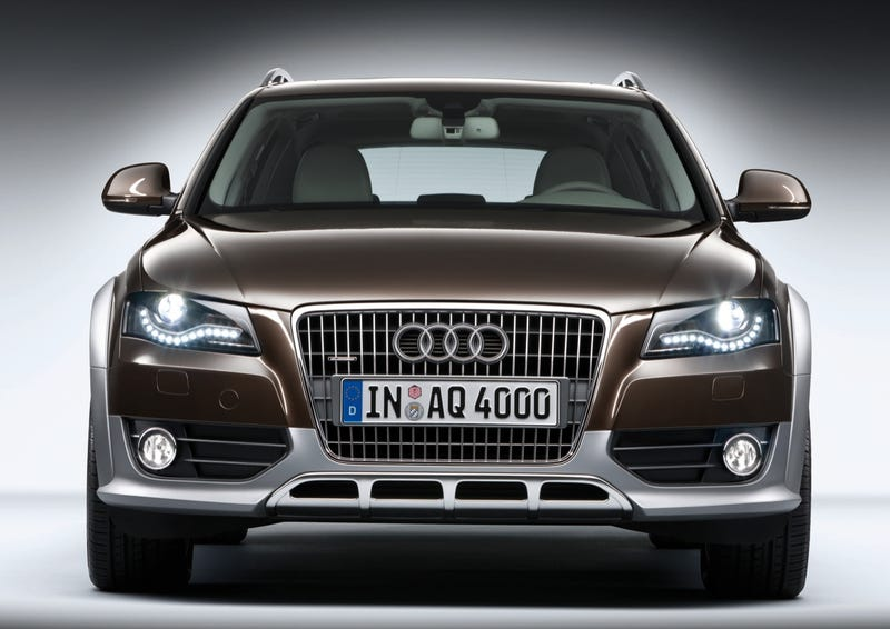 2010 Audi A4 Allroad Quattro: The German Subaru Outback