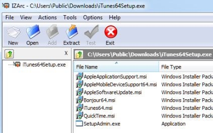Install iTunes 10 Without the Extra Bloatware