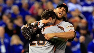 Madison Bumgarner Is Tired Now