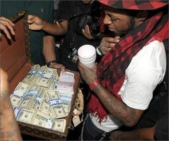 Lil Wayne Fails To Save Music Industry