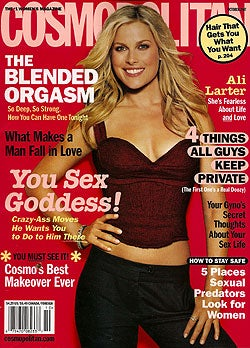 "'Cosmo' Introduces: The ""Blended"" Orgasm"