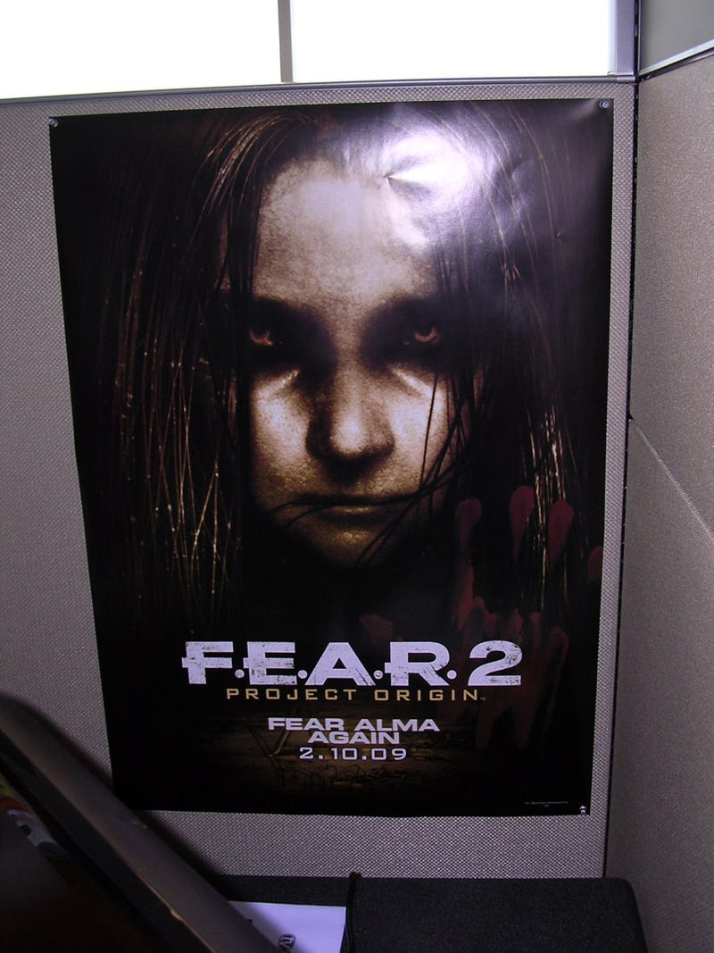 F.E.A.R. 2 Contest Gets Sweeter