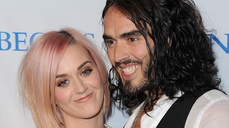 Russell Brand Thought of 'Anyone' but Katy Perry During Boring Wife-Sex