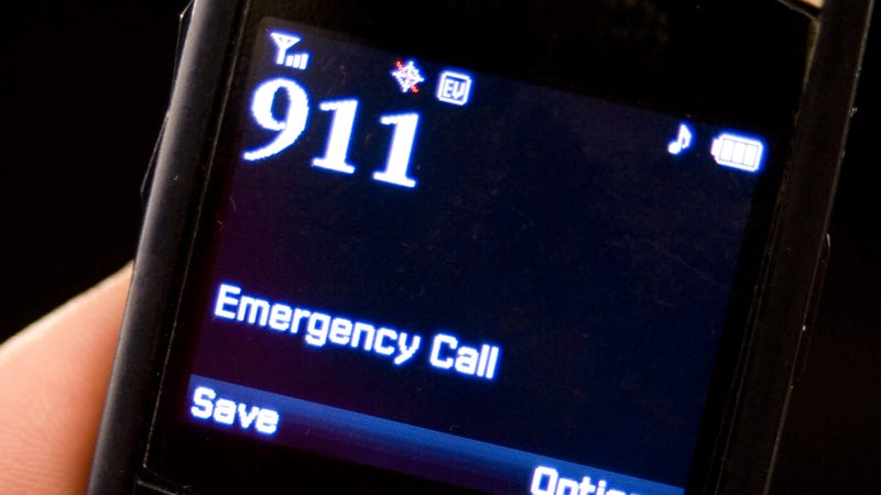 20 Percent of Wireless 911 Calls Come From Your Ass