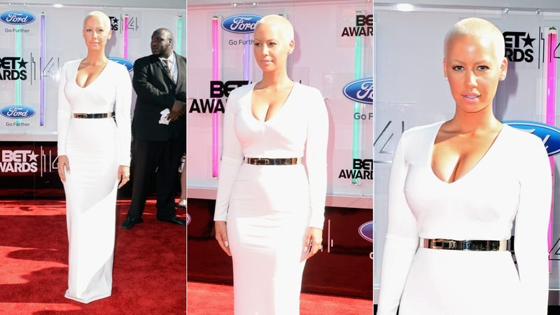 Cleavage, Cut Outs and Crop Tops at the BET Awards