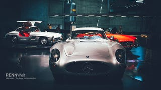 Mercedes / The Three Stars Collection
