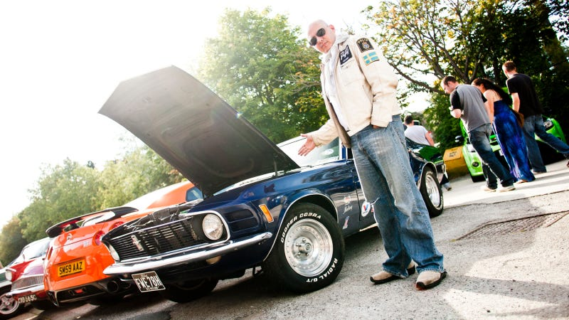 This Is Your Connor's Day Car Show Über-Gallery