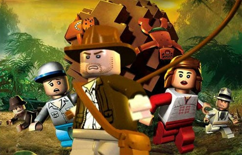 LEGO Indiana Jones: The Original Adventures Review: Whip it, Whip it Good