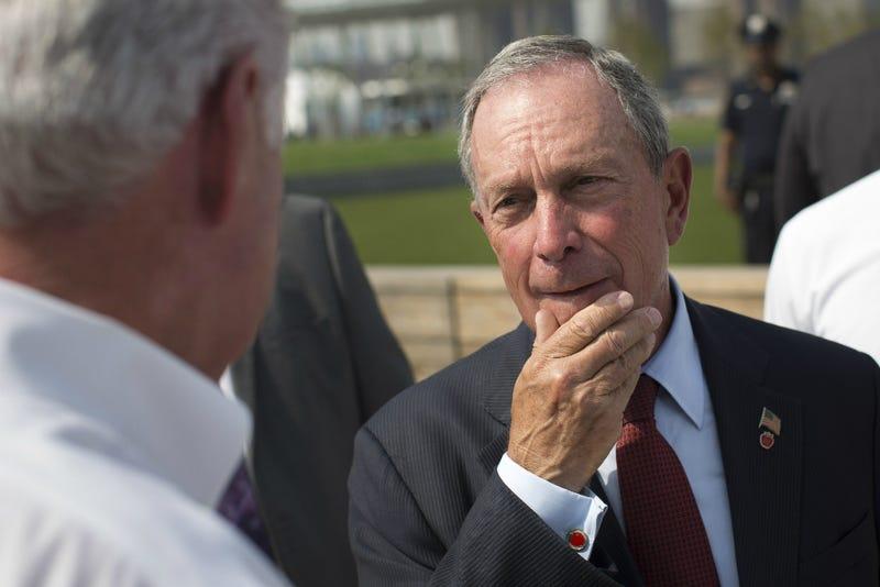 Bloomberg Calls Bill de Blasio's Campaign 'Racist'