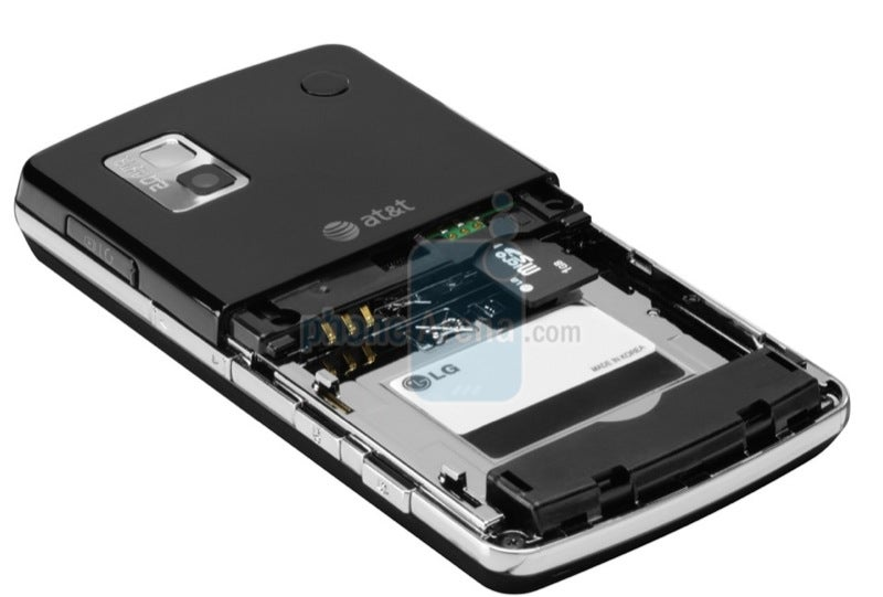 AT&T LG Vu Specs, Images Leaked