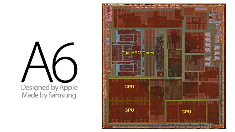 Report: Apple's Trying to Wean Itself Off of Samsung's Chips
