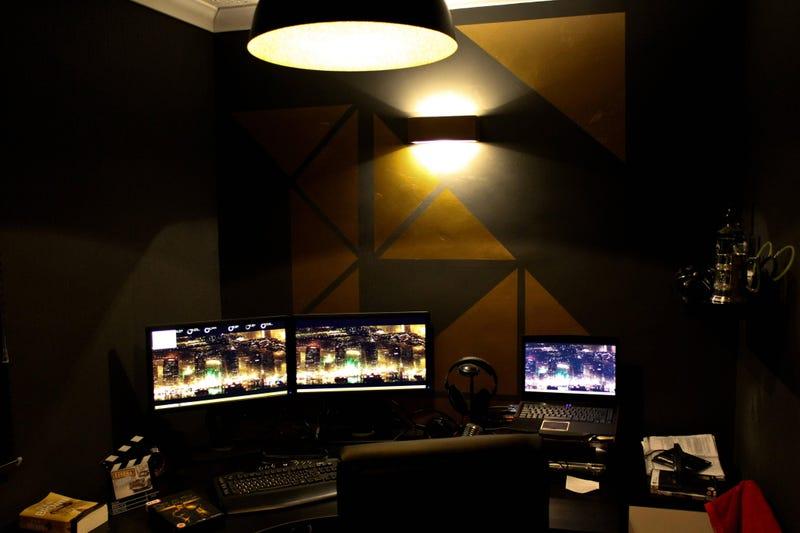 Deus Ex Bedroom Is A Human (Sleeping) Revolution
