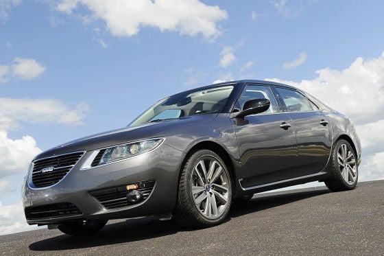 2010 Saab 9-5: For The Big Boys