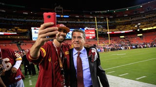 Cherokee Chief Apologizes For Dan Snyder Alliance