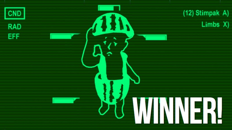 Kotaku 'Shop Contest: Watermelon Warriors: The Winners